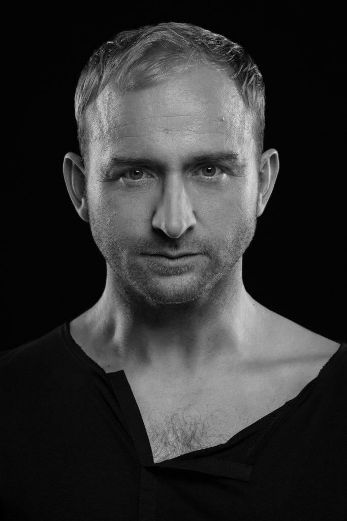 Sesja portretowa Borys Szyc